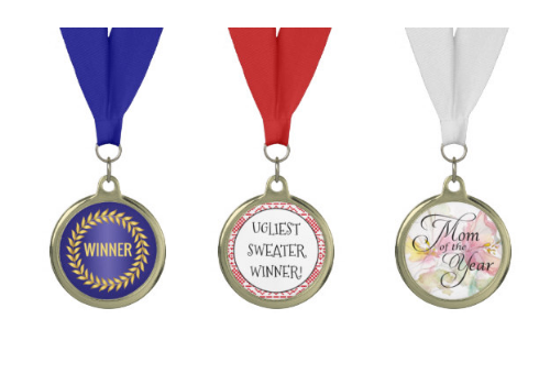 NEW: Awards Medallions