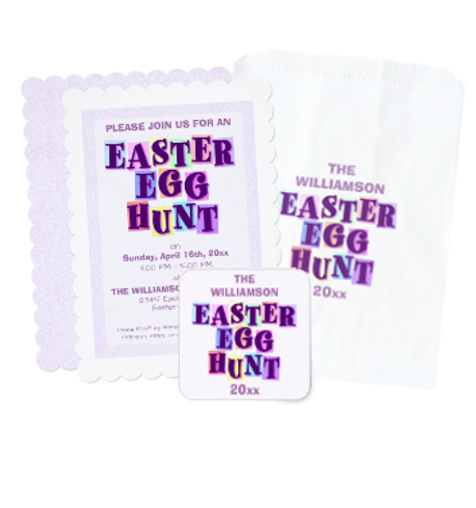 Pennant Easter Egg Hunt